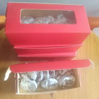 Crinkles (home made)