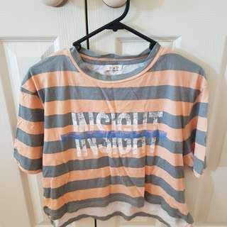 SIZE S INSIGHT CROP