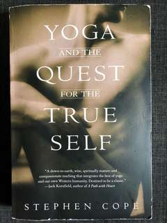 Preloved YOGA AND THE QUEST FOR THE TRUE SELF