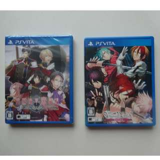 [RESERVED][$20 FOR 2} - PS VITA Otome Romance Adventure Bundle Deal