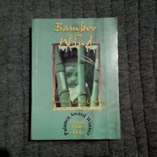 Bamboo in the wind, paperback