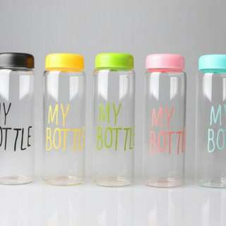 Botol minum (my bottle)