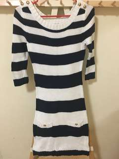 Forever New Stripe Dress