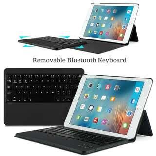 Apple iPad 9.7 2017 Keyboard Case With Bluetooth Keyboard