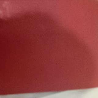 Binder merah