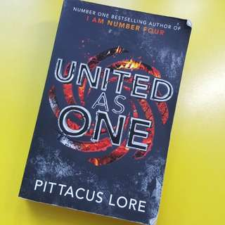 ☣UNITED AS ONE - Pittacus Lore
