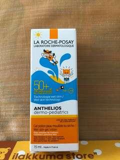 La Roche Posay sunscreen 50+ spf
