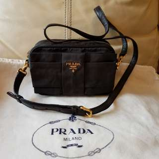 💖 100%real Prada 斜孭袋💖