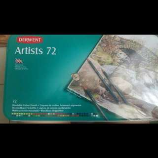DERWENT Artists 72