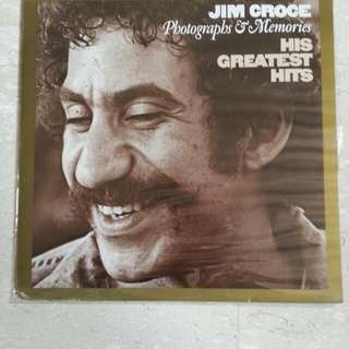 Jim Croce Lp Vinyl Record
