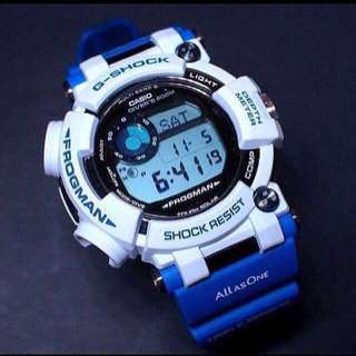 100% Authentic new rare Casio G-Shock Frogman GWF-D1000K-7JR I.C.E.R.C Collaboration Watch 1500 pieces worldwide Only released in Japan limited edition
