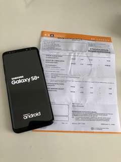 S8+ Plus 128GB 6G Dual Sim