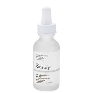 ❌[TEMP SOLD OUT] THE ORDINARY. Salicylic Acid 2% Solution 30ml
