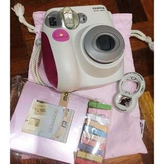 Instant camera fujifilm