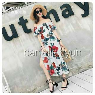 🐇Floral dress