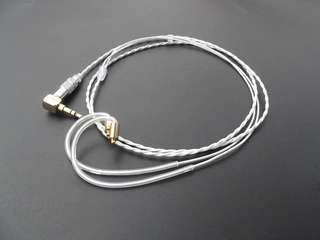Westone Shure IEM Replacement/ Upgrade Cable - MMCX Single Crystal Copper Core