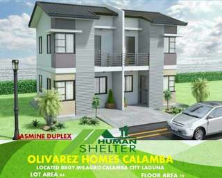 2bedroom house and lot in Calamba Laguna