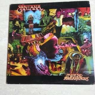 Santana Lp Vinyl Record