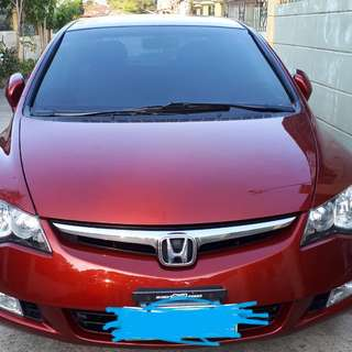 Honda Civic 2008 Model (manual)