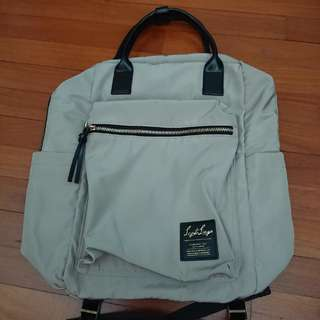 Legato Largo biege backpack