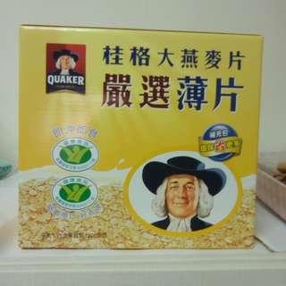 桂格大燕麥片補充包