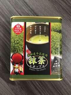 日本製 飛驒産抹茶牛奶糖