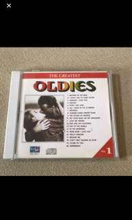 Cd Box 1 - The Greatest Oldies