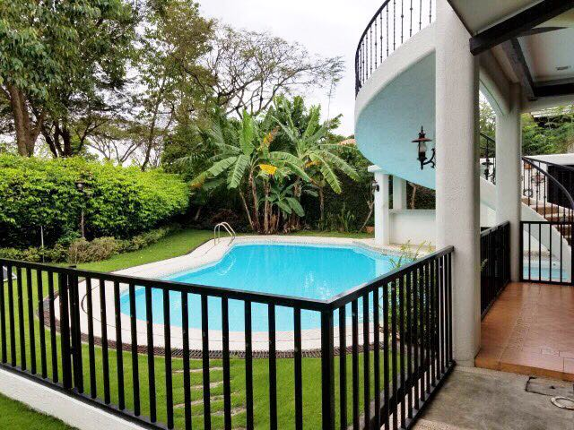 1400 SQM Ayala Alabang House and Lot For Rent / Lease
