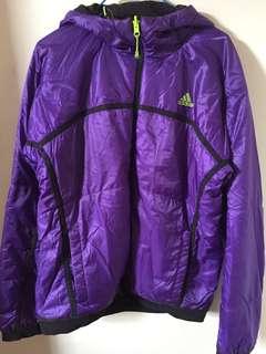 Adidas男裝雙面外套