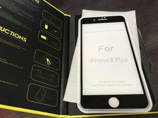 New!2次強化 iphone 7plus/8plus 鋼化玻璃保護貼