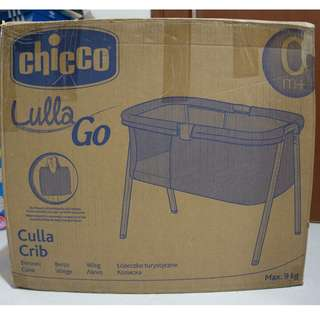 Chicco Lullago Portable Travel Bassinet