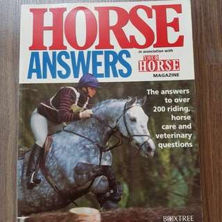 Horse Answers