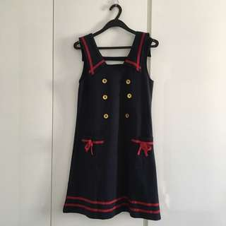 Brand New Nautical Dress from AWEAR