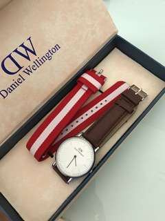 DW ST MAVES + strap 40mm
