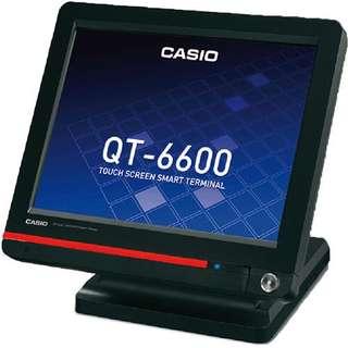 Casio QT6600 pos