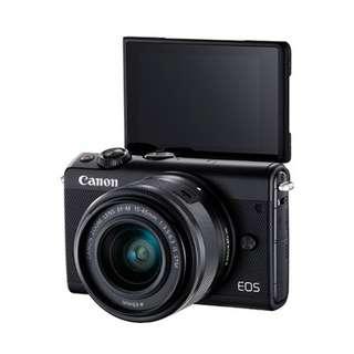 Canon M100黑色