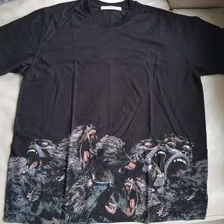 Givenchy monkey Brothers t-shirt