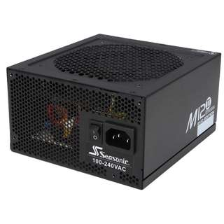🚚 SeaSonic M12II 520 Bronze EVO Edition 520W ATX12V v2.3 / EPS 12V v2.91 SLI 80 PLUS BRONZE Certified Full Modular Active PFC Power Supply