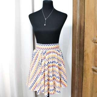 Aztec Skater Skirt
