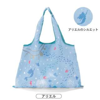 Japan Disney Ariel the Little Mermaid Shopping Bag