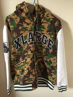 Xlarge 男裝迷彩外套