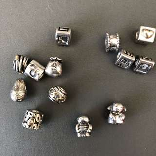 Pandora authentic charms