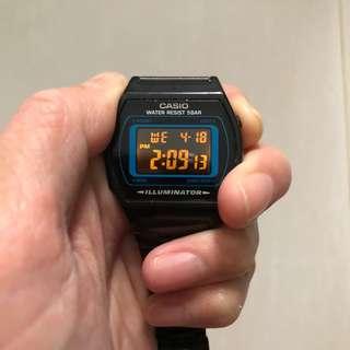 Casio Watch B640W 手錶 / Retro