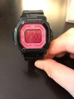 Casio Baby-G watch 錶 🖤x 💗