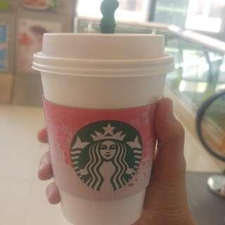 Starbucks 杯