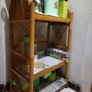 Lemari bamboo