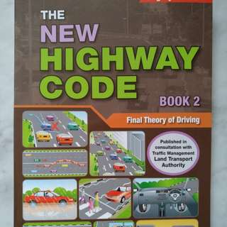 Singapore new highway code final theory