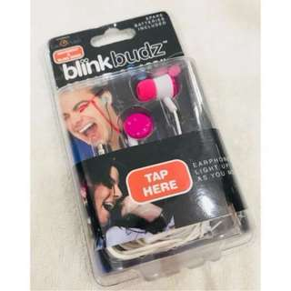 (DELIVERY) Blinkbudz Earpiece - Wired