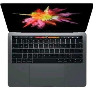 "MacBook Pro MPXW2 Grey (i5/13""/8/512GB) Bisa Cicilan Proses Cepat"