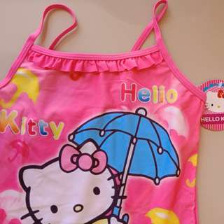 Hello Kitty Swim Bathing Suit Wear